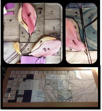 Magnolia Stained Glass Project_ Step 2 Cutting