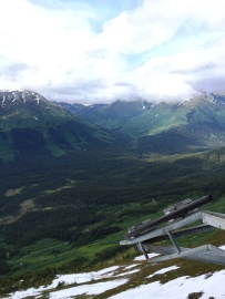 Round House, Alyeska, Girdwood | Glass Wheels Travels